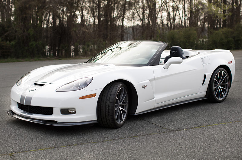 60th Anniversary 2013 Chevrolet Corvette 427 Convertible Collector Edition
