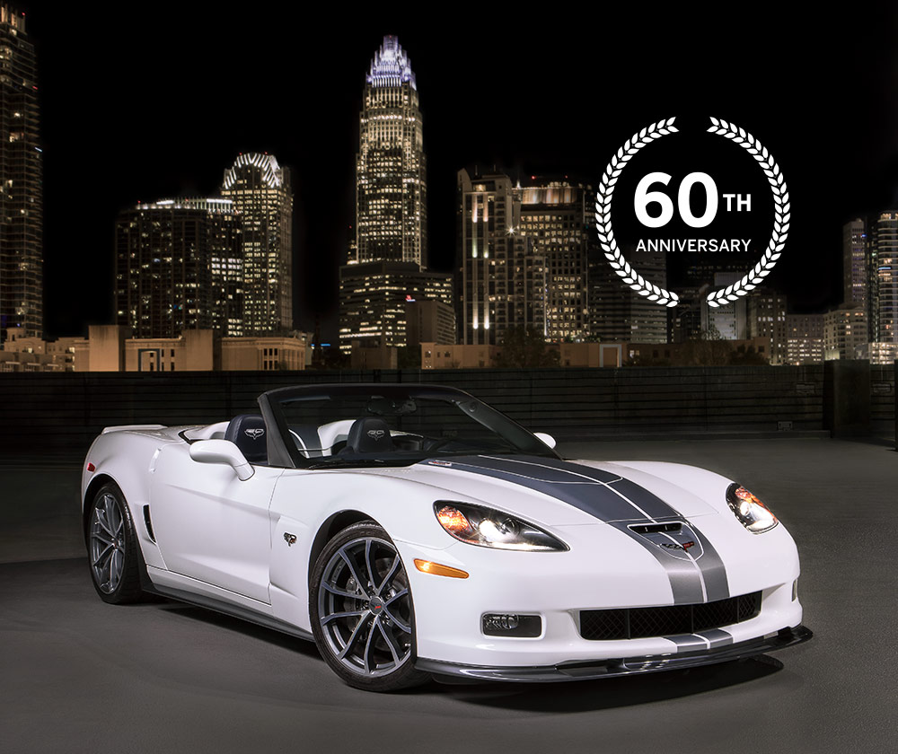 JGCF Corvette 427 Convertible Collector Edition
