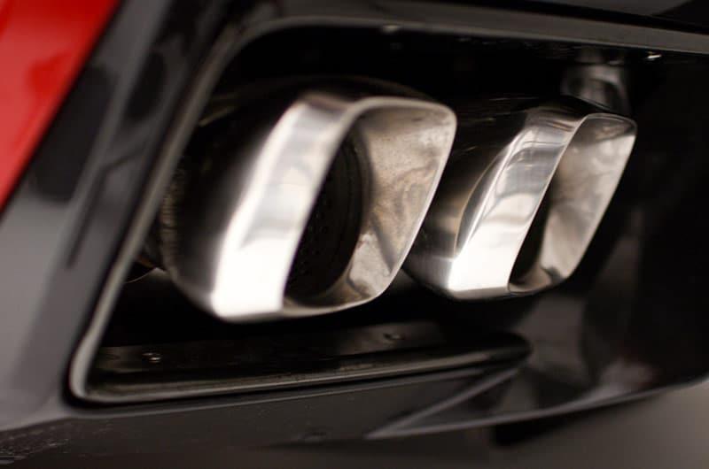 Performance exhaust – 2020 Chevrolet Corvette C8 Stingray Coupe