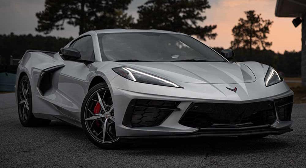 Sold out | 2021 Chevrolet Corvette Stingray Coupe 3LT